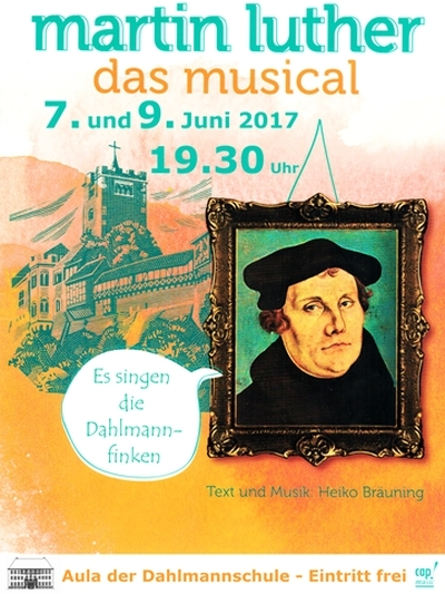 Das Martin-Luther-Musical